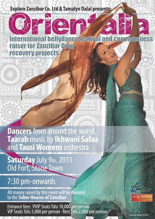 Orientalia Oriantallia International Bellydance Festival featuring Tamalyn Dallal, Bozenka,Natalie Misplon, Angela Anzilotti and Bianca Jane Pieters