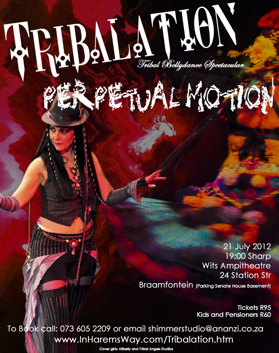 Tribalation Tribalation Showcase by In Harems Way